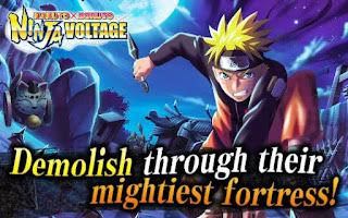 Download Game Naruto X Boruto Ninja Voltage