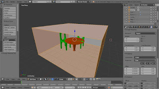 Cara Membuat Texture Mapping di Blender