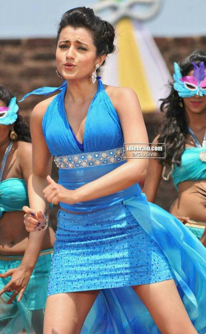 IMG 20170606 WA0155 - Most Sexiest 100 Sexiest Photos Of Trisha Krishnan Hot Navel & Cleavage Collection