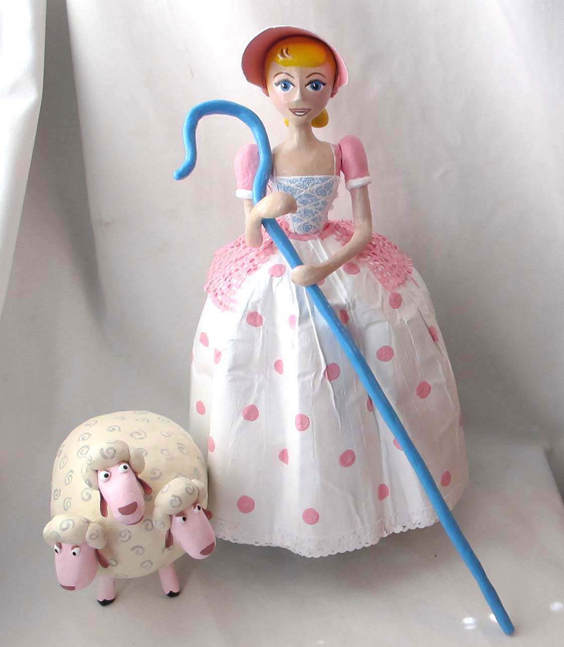 Toy story bo peep consider, that