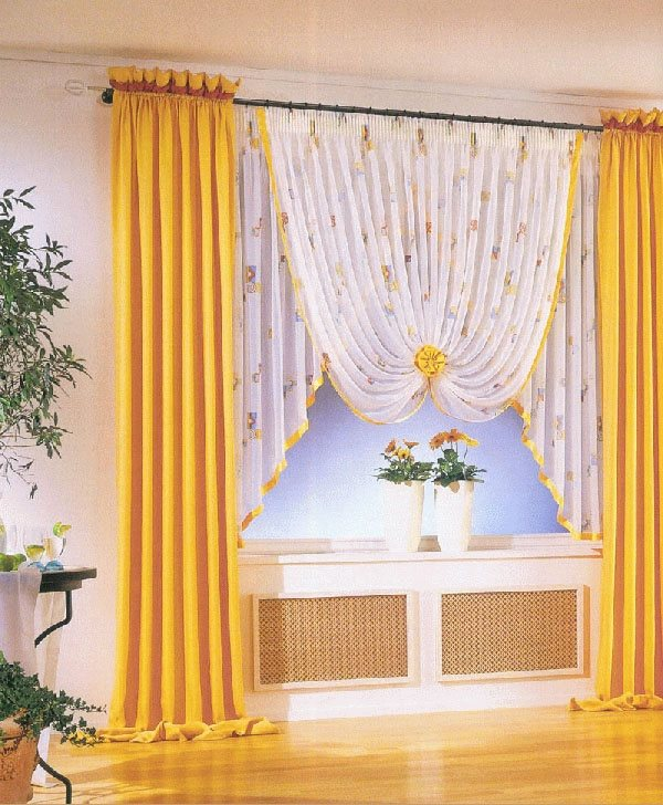21 best modern curtain designs 2016 ideas and colors for for Modern curtains for bedroom 2016