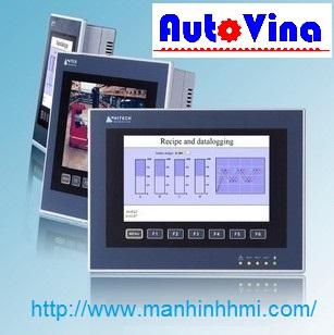 Công ty Auto Vina cung cấp màn hình cảm ứng HMI Hitech 5.7 inch PWS5600S-S