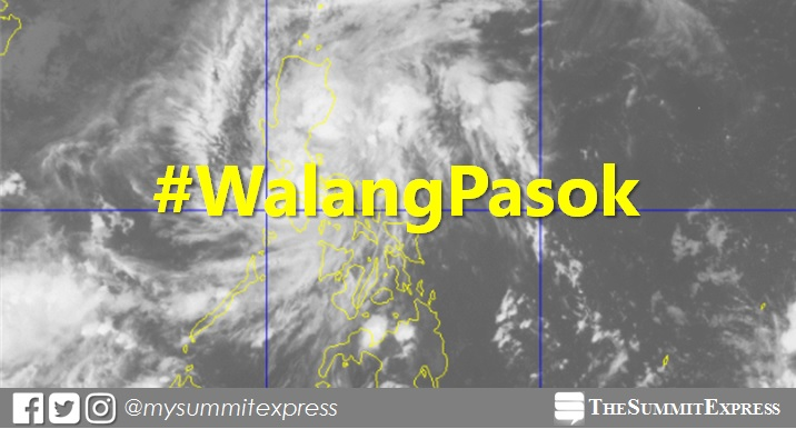 WALANG PASOK: Class suspensions on Friday, November 10, 2017