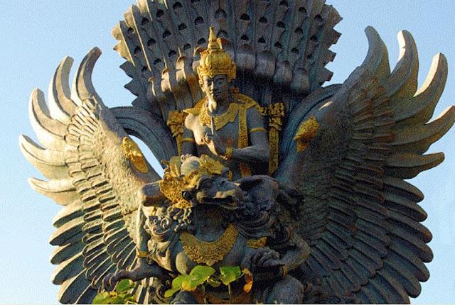 Fakta-fakta Menarik tentang Patung GWK di Bali
