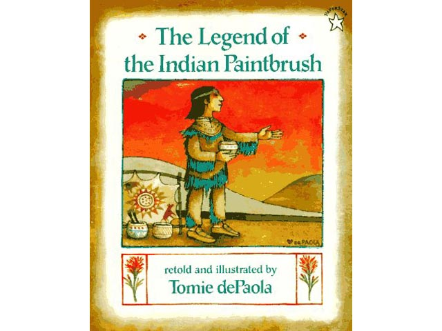How to write a native american legend