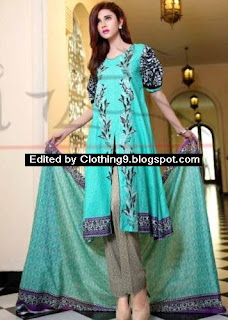 Embroidered Eid Suits 2015 Vol.1 for Women