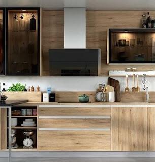 Kitchen Cabinet Organize