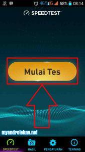 Cara Mudah Cek Kecepatan Internet di Android