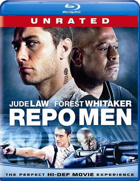 Repo Men 2010 Dual Audio Hindi Eng Unrated BRRip 720p