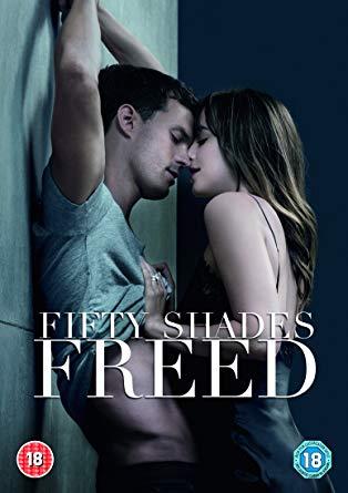 Fifty Shades Freed (2018) Dual Audio Hindi 350MB BluRay 480p ESubs