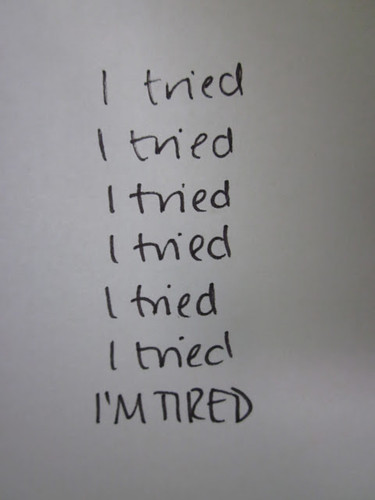 I Always Feel Tired