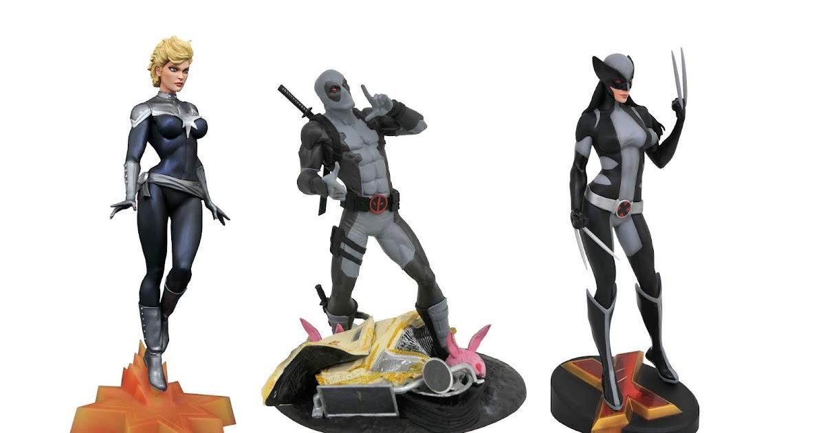 Marvel Gallery Captain Marvel Shield Edition PVC Figure 2019 SDCC Exclusive