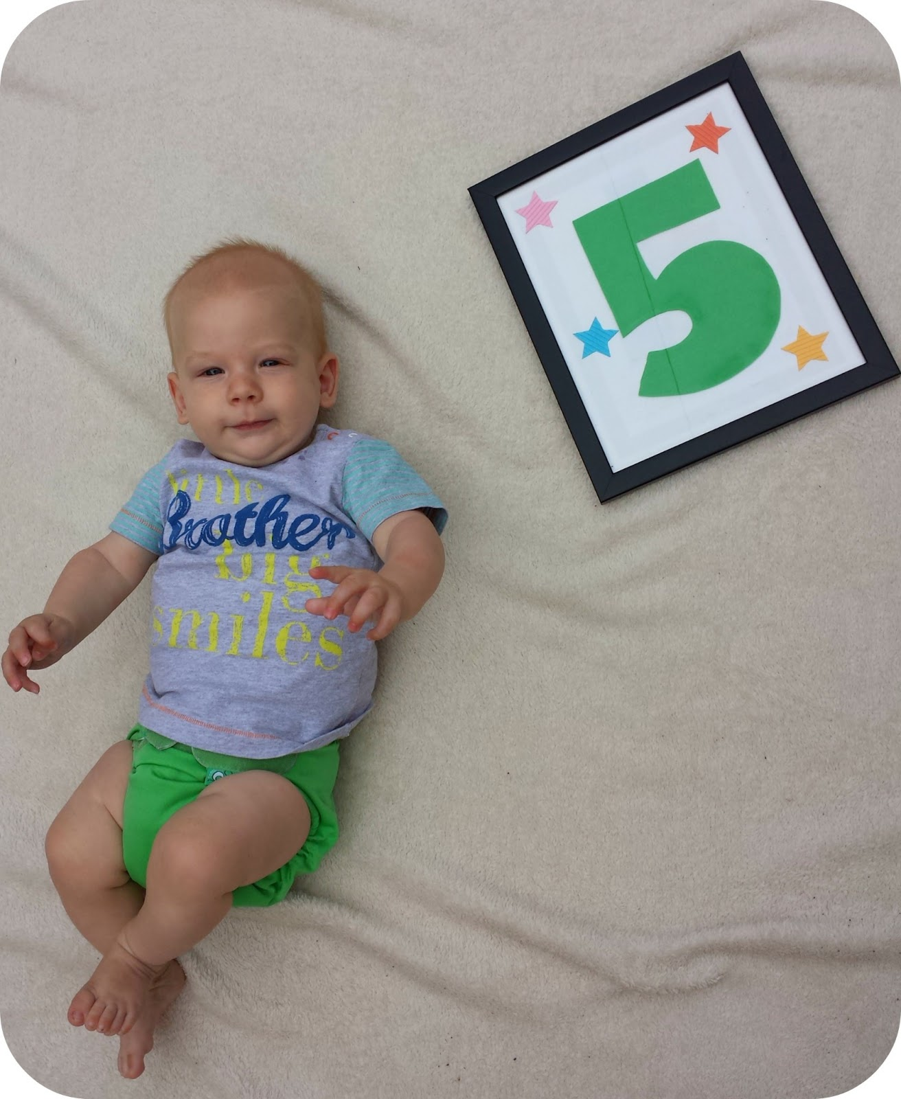 The Adventure Of Parenthood: 5 Months In
