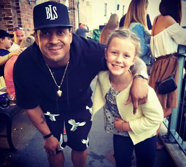 American singer Brandon Beal shared on his Instagram and Facebook account a photo taken with Princess Isabella of Denmark