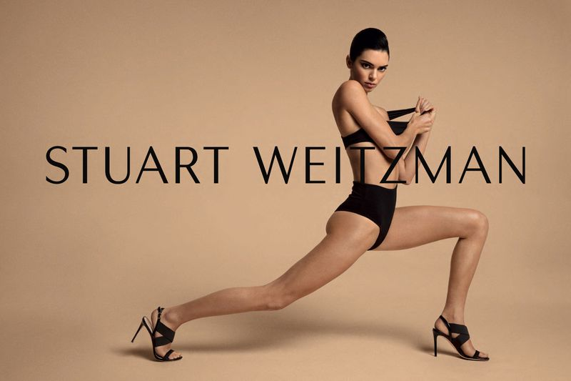 Kendall Jenner and Willow Smith - Stuart Weitzman Spring/Summer 2019
