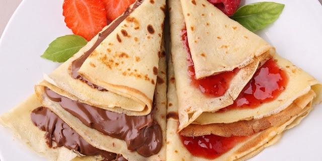Resep Crepes Sederhana Homemade