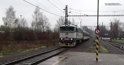 Lokomotywa 754 081-8, České dráhy, Ostrava střed