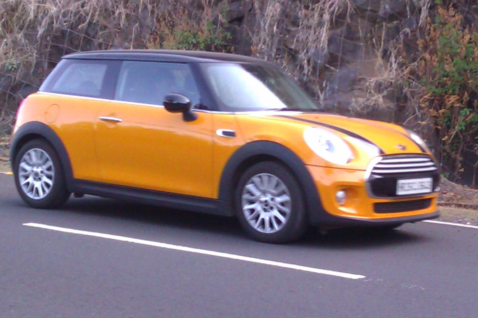Mini Cooper D The Diesel Version Of The Worlds Most Popular