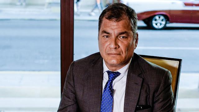 Ecuador: Fiscalía pide prisión preventiva para el expresidente Rafael Correa
