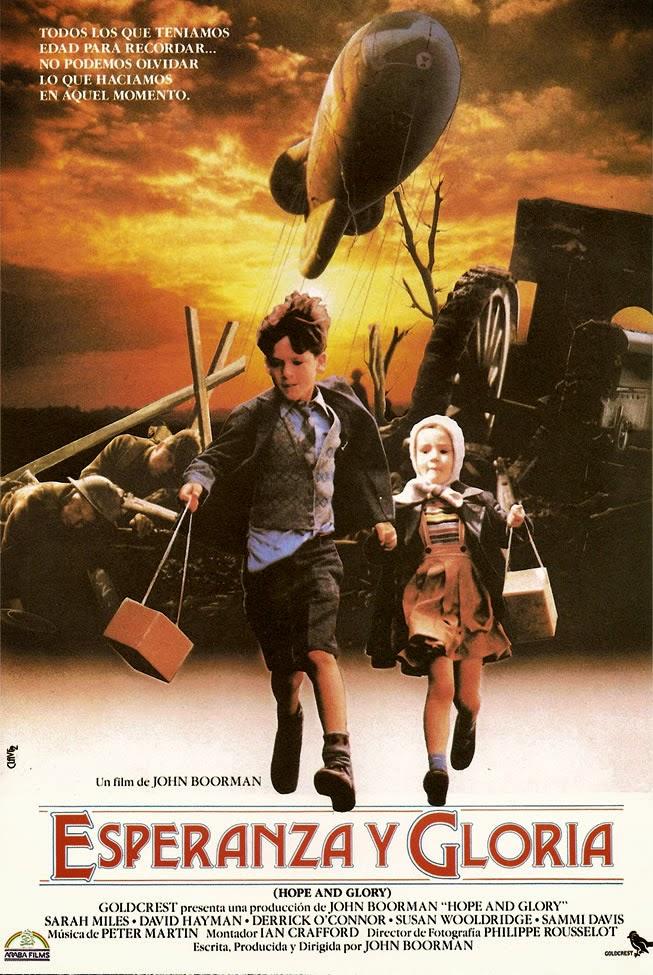 """Esperanza y gloria"" (John Boorman, 1987)"