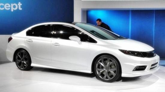 2016 Honda Civic Sedan Release And Overhaul