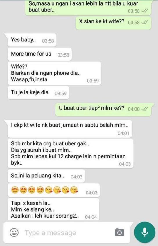 Suami Terlanjur Dengan Skandal Gara-Gara Isteri Asyik Dengan Telefon