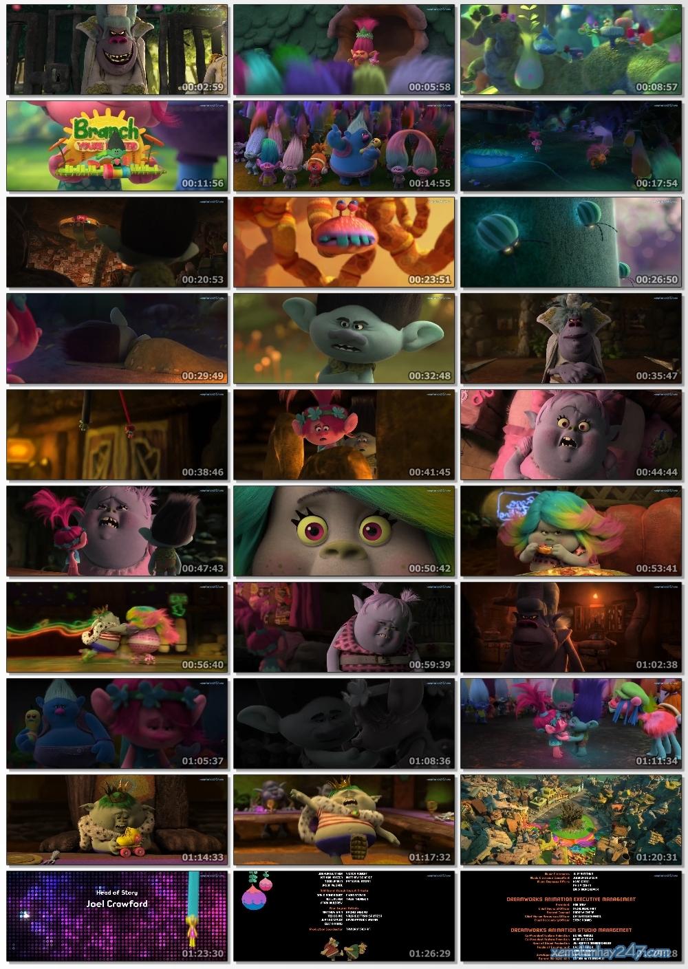 http://xemphimhay247.com - Xem phim hay 247 - Quỷ Lùn Tinh Nghịch (2016) - Trolls (2016)