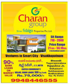 Charan group visakhapatnam