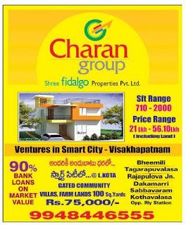 Charan group visakhapatnam