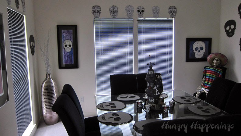 Decorate Your House For The Day Of Dead