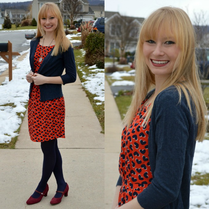 Outfit Remix: Blue Cardigan   Organized Mess