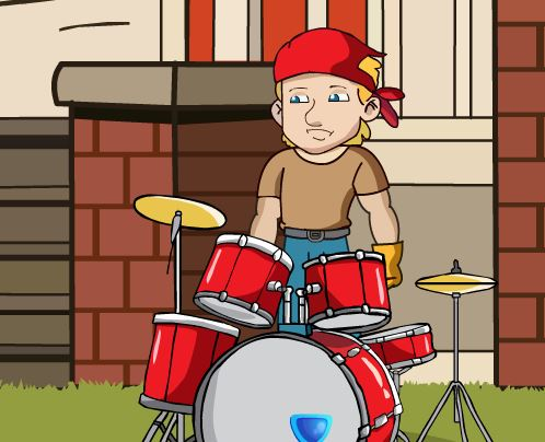 Play Games2Jolly Drummer Escap…