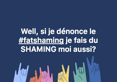 EJECT câlisse!  #fatshaming