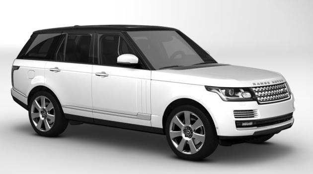 2013's The Good 12 – Land Rover Range Rover – $80,000-$90,000 | GCBC