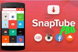 تحميل تطبيق snaptube pro المدفوع بدون اعلانات مزعجة No Ads