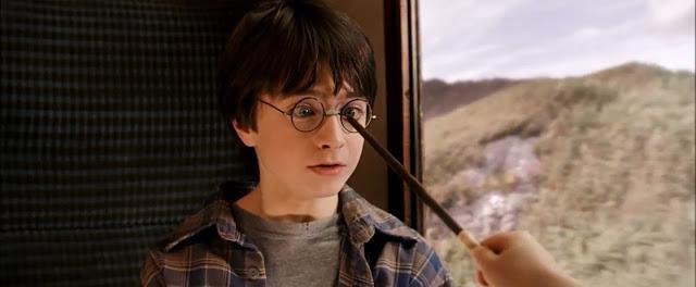 Хари Потър - Хари Потър и философският камък
