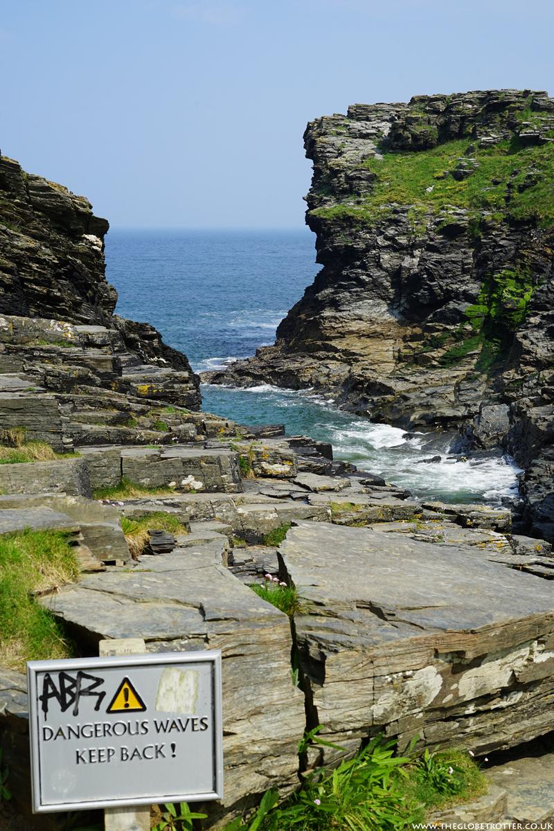 Rocky Valley Walk in Cornwall