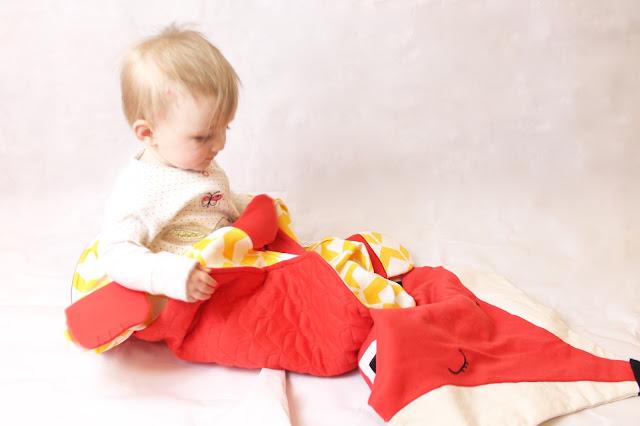 practical multi use baby blanket