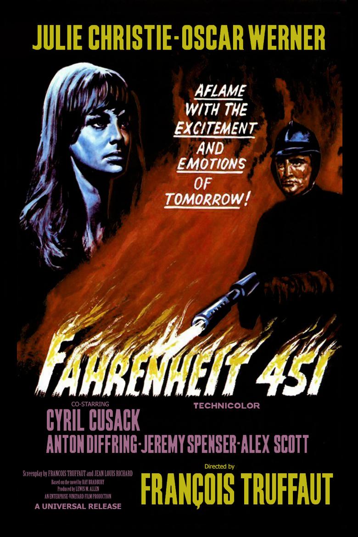 an analysis of the movie fahrenheit 451