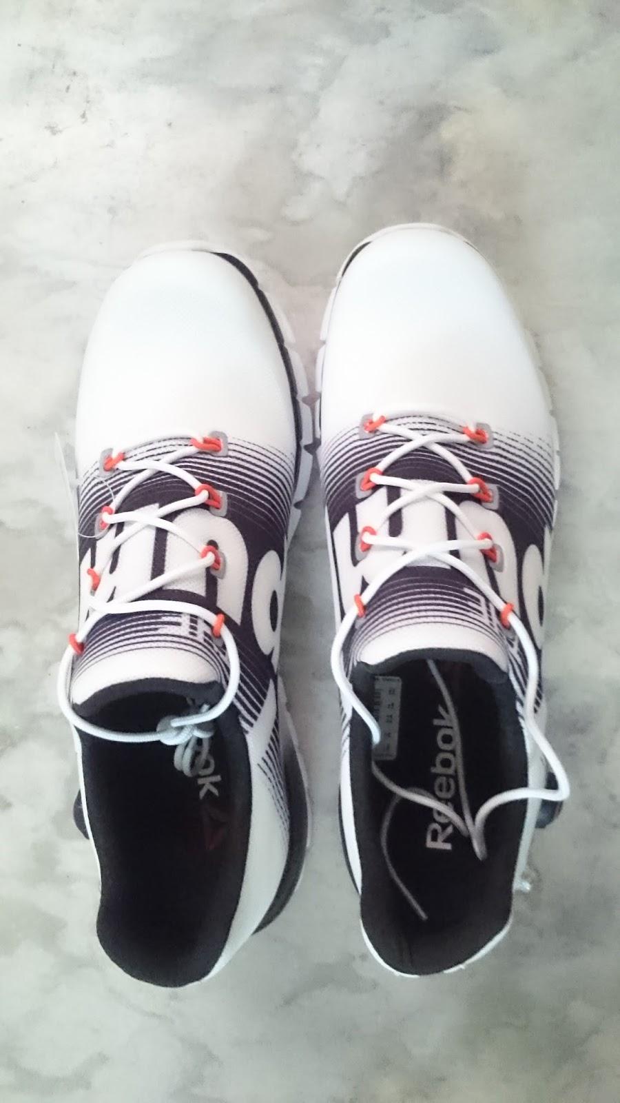 Familiar litro Sastre  Journal Excentrique: Review: Reebok ZPump Fusion Running Shoes
