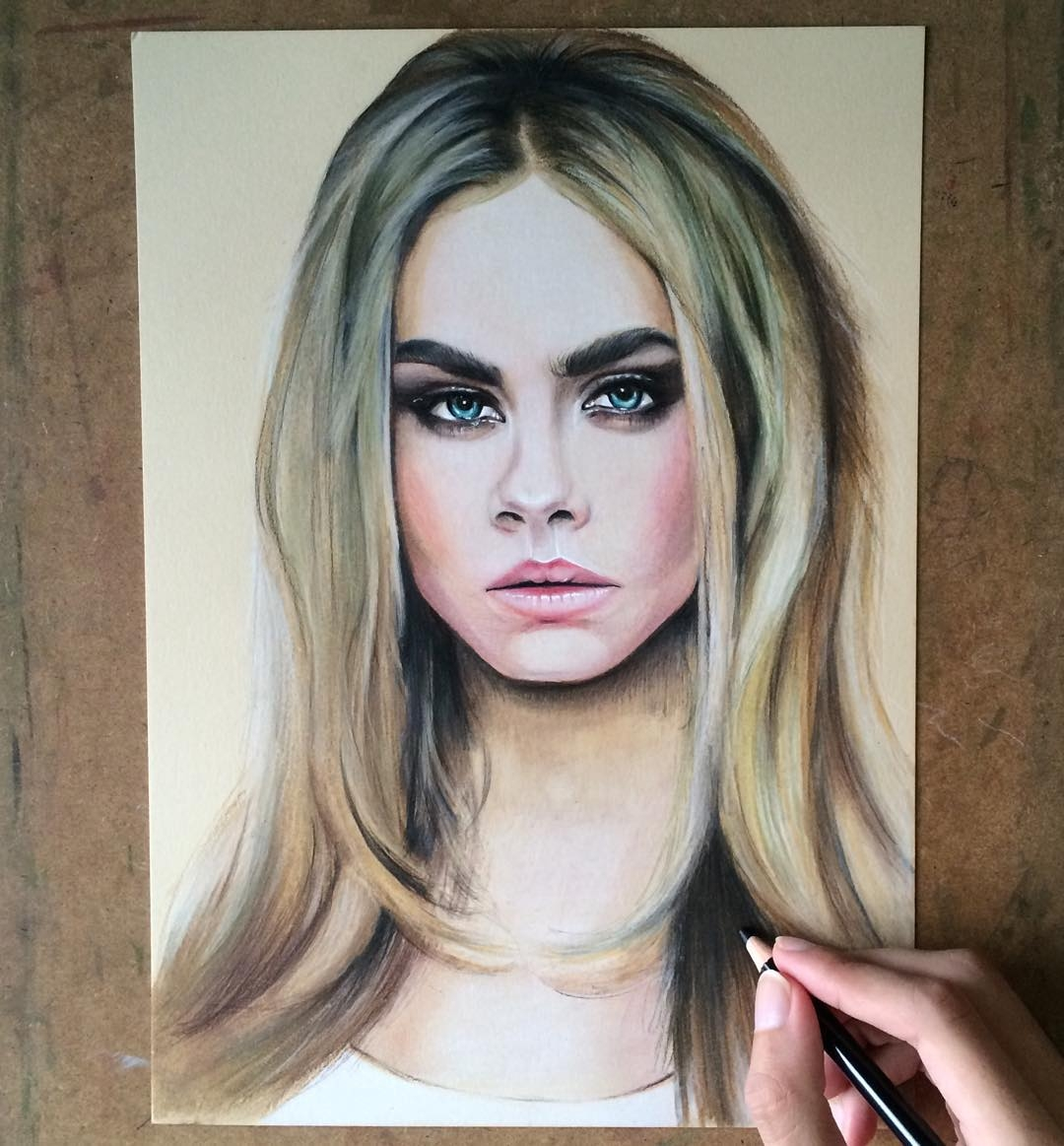01-Cara-Delevingne-Sushant-S-Rane-Constructing-3D-Drawings-one-Section-at-the-Time-www-designstack-co
