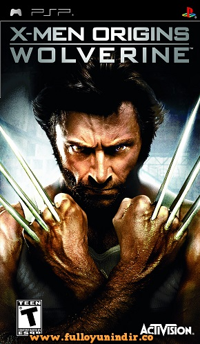 X-Men Origins: Wolverine PSP
