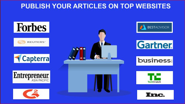 I Will Help You To Publish An Article On Forbes, Inc, Entrepreneur
