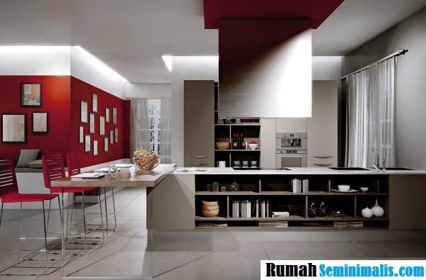 Desain Kreatif Dapur Minimalis Modern
