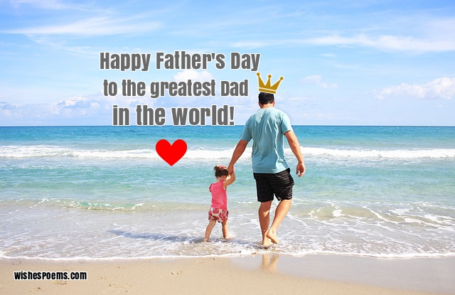 Happy Fathers Day 2018 Wishes