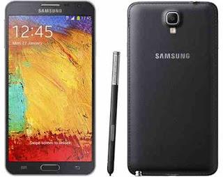 تحديث جلاكسى نوت 3 نيو GALAXY Note 3 Neo Dual SIM SM-N7502 الى لولى بوب 5.0