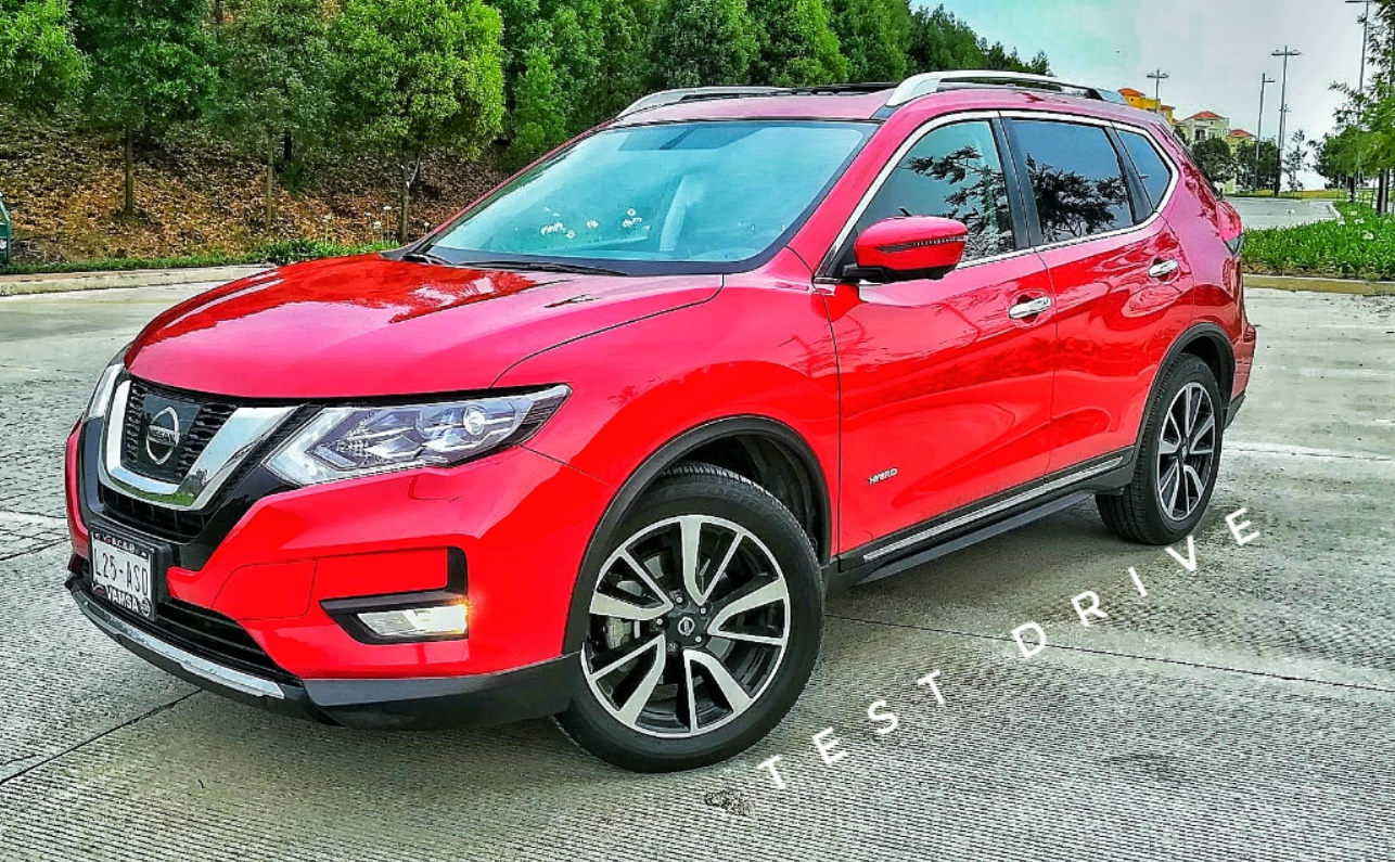 ADN Automotriz: Nissan X-Trail Hybrid 2019 - Prueba de Manejo