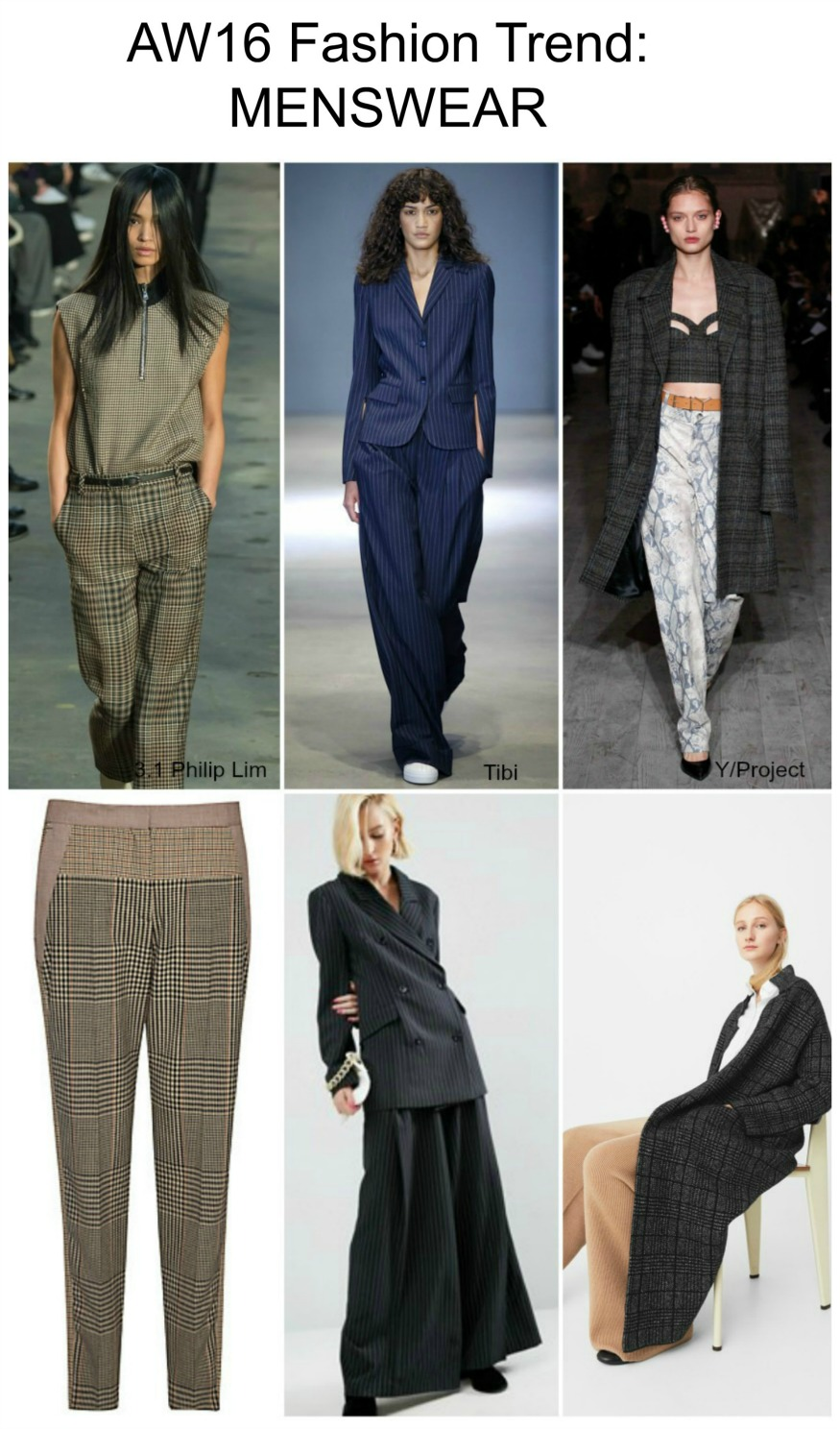 5 Fall Fashion Trends Menswear for women