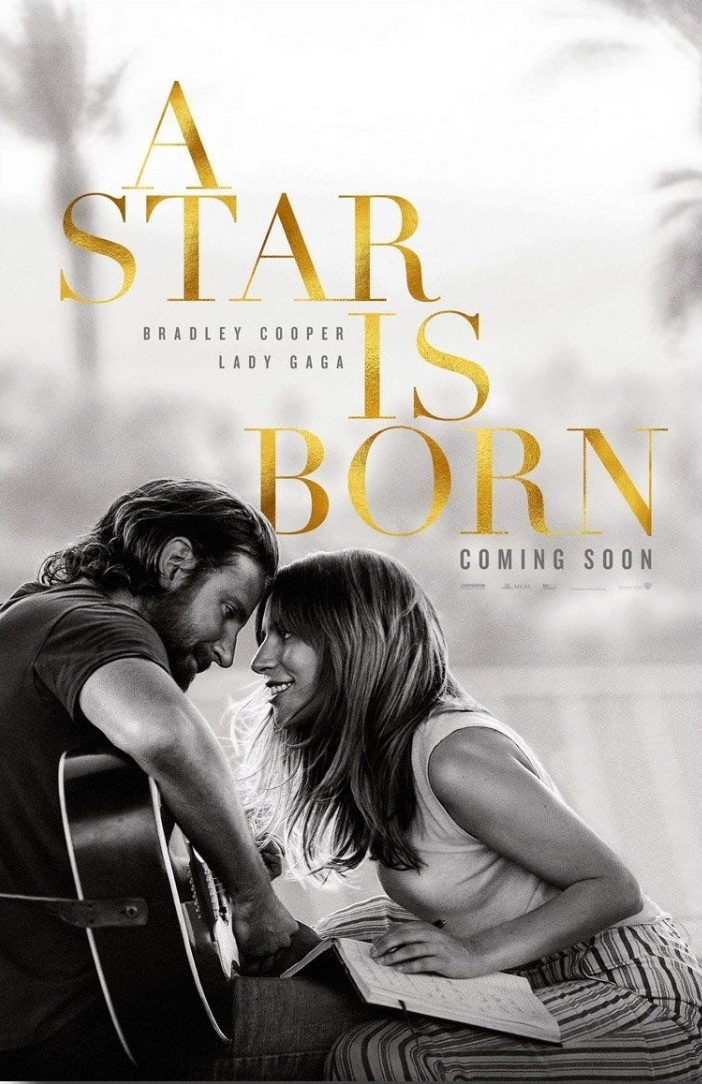 A Star Is Born [2018] [CUSTOM HD] [DVDR] [NTSC] [Latino]