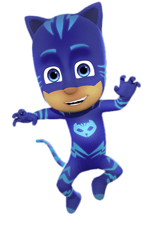 how to draw pj masks characters